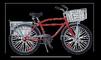 newsboy bike