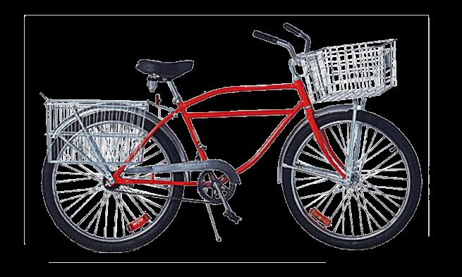 ZizeBikes - Supersized Newsboy - newsboy bike - newsboy bike