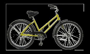 Supersized Newsgirl bike