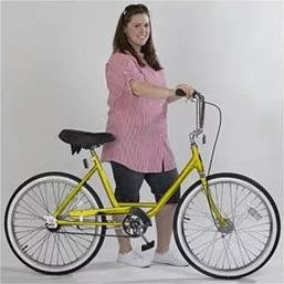 bikes for over 300 lbs woman