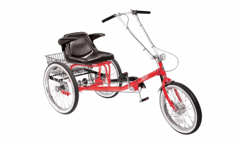 Supersized Personal Activity Vehicle Tricycle