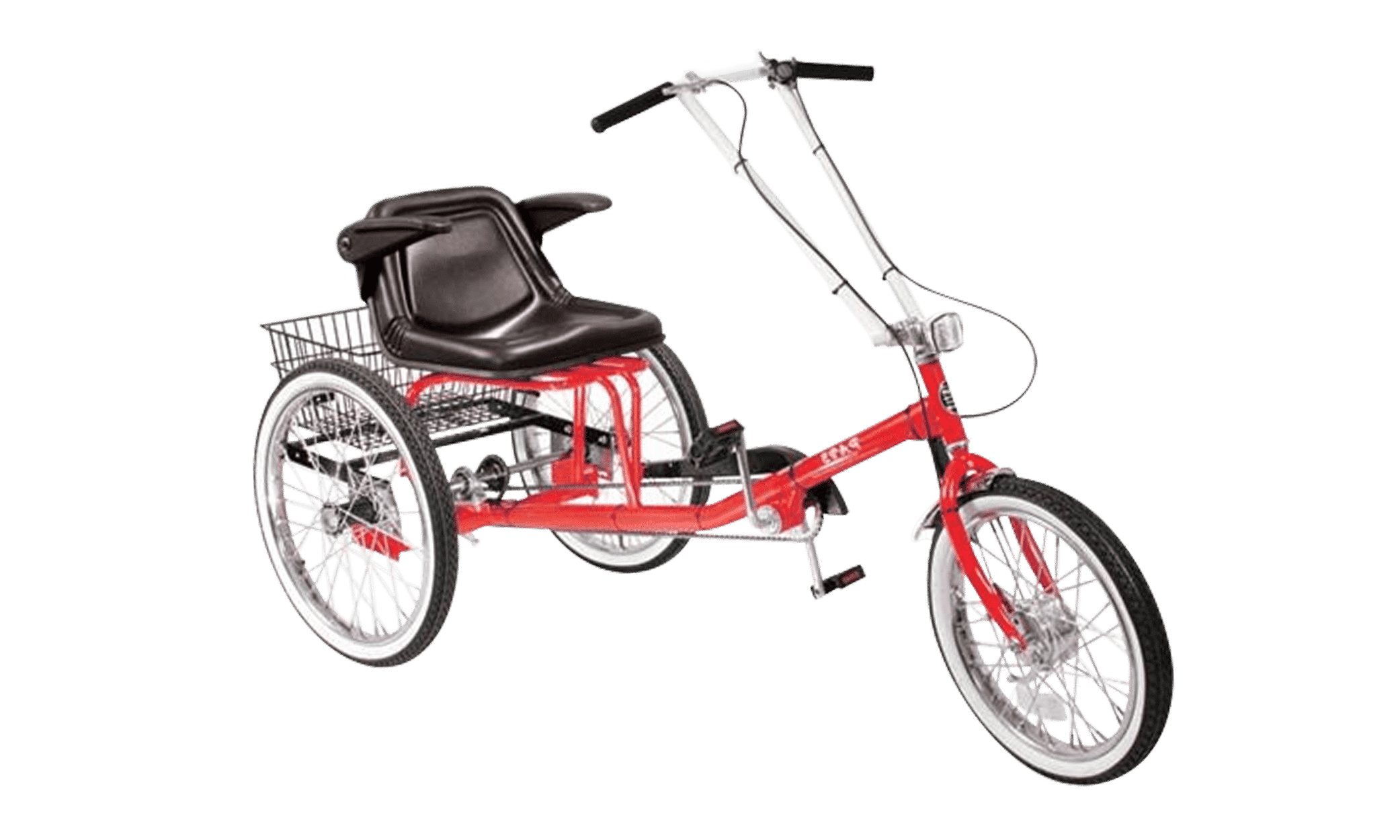 ZIZE Supersized tricycle bicycle for 500 lb person