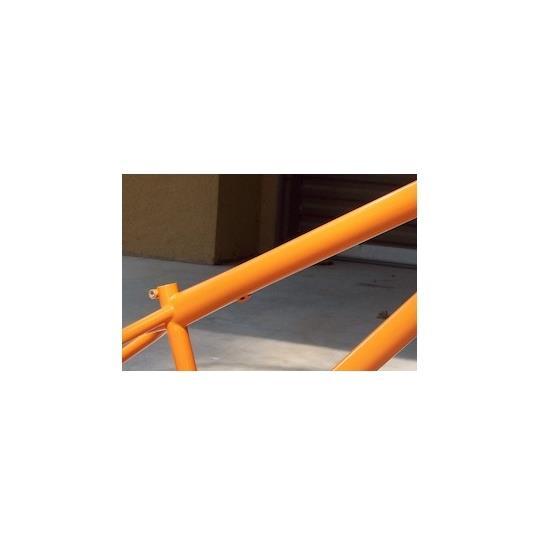 ZizeBikes - Supersized Tall Boy - tallboy orange