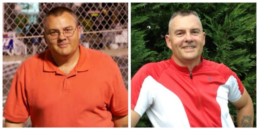 ZizeBikes - Featured Success Story of the Month: Cycling Across America - weight_loss_cycling