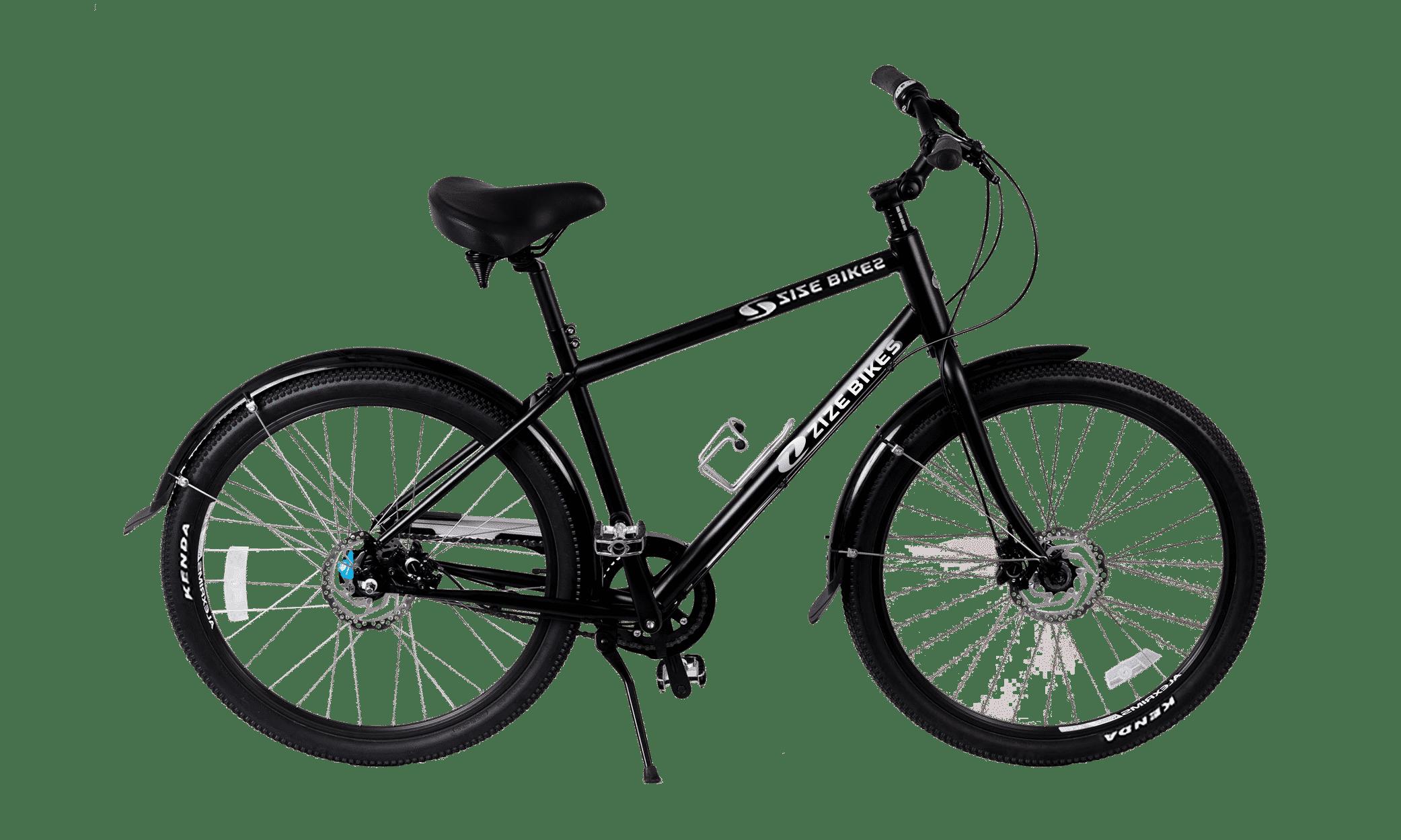 ZIZE A New Leaf 3.0 plus size bike