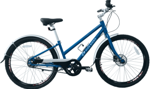ZizeBikes - Re-Cycled, Time of Your Life - bikes for over 300 lbs woman - bikes for over 300 lbs woman