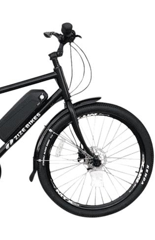 zize bikes electric bike for heavy riders