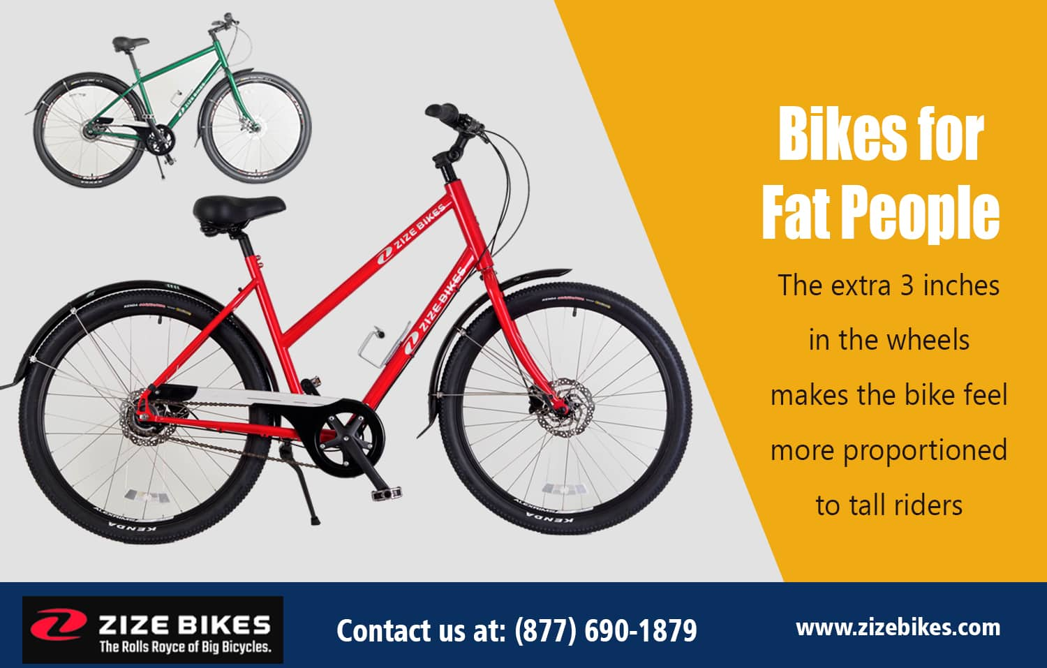 Bikes for Fat People