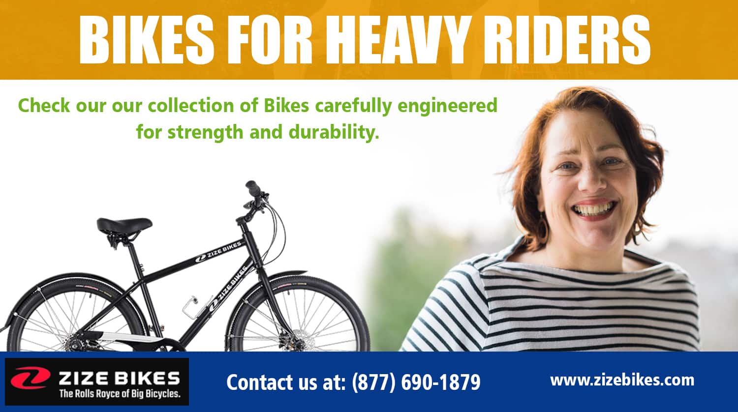 Bikes for Heavy Riders