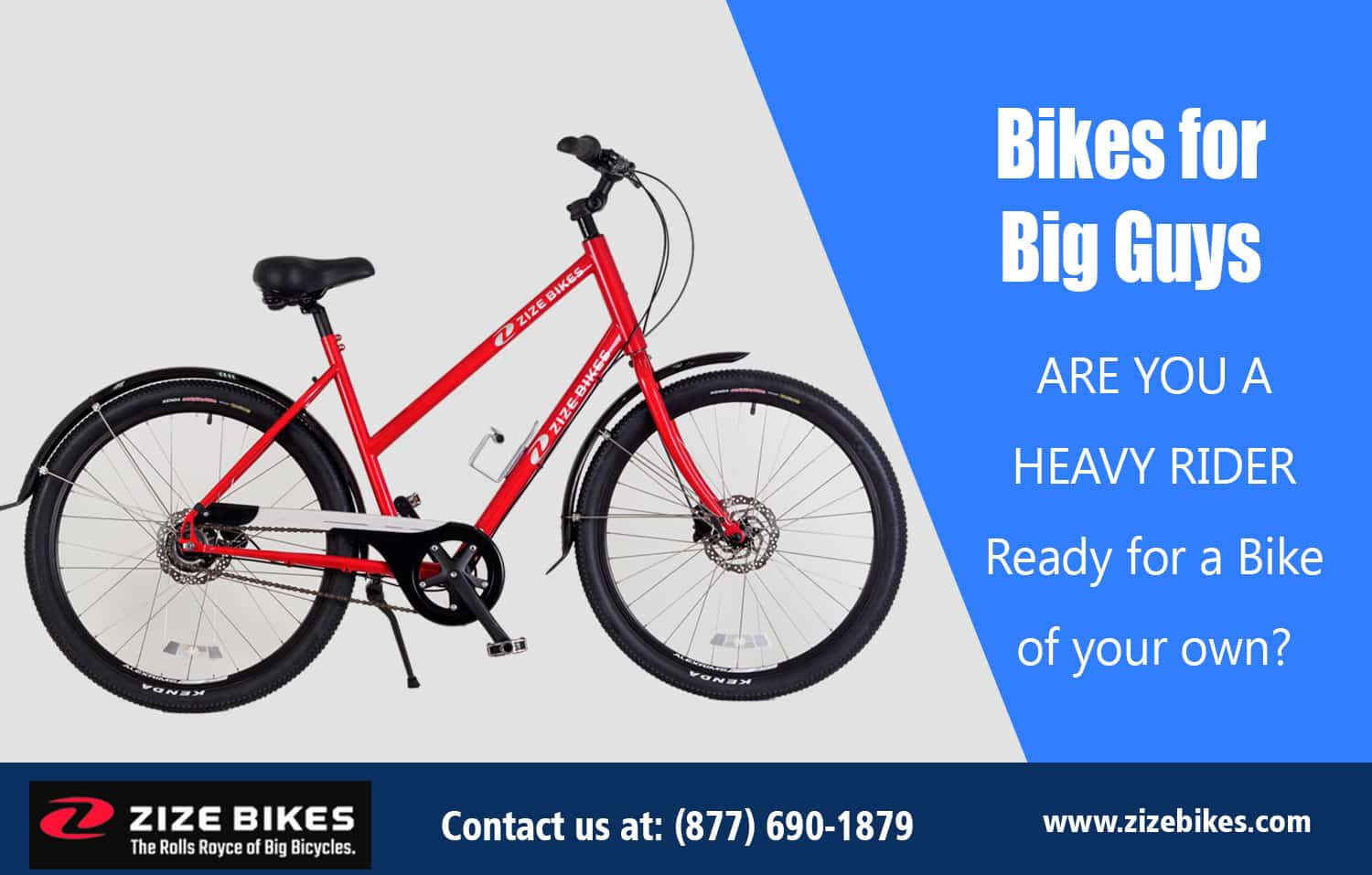 Bikes for big guys