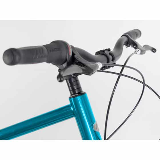 ZizeBikes - 29er Max 2.0 - 29er max blue handlebar - 29er max blue handlebar