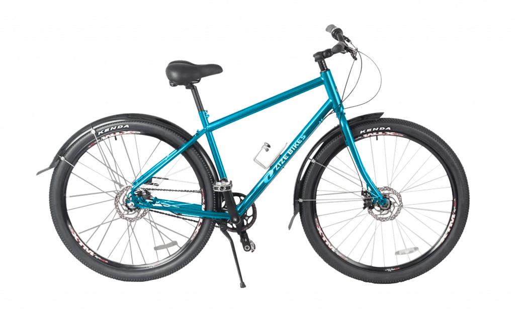 ZizeBikes - Bicycle Weight Limit 400 lbs - 29er max blue - 29er max blue