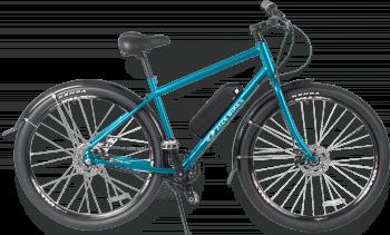 29erMax ebike blue