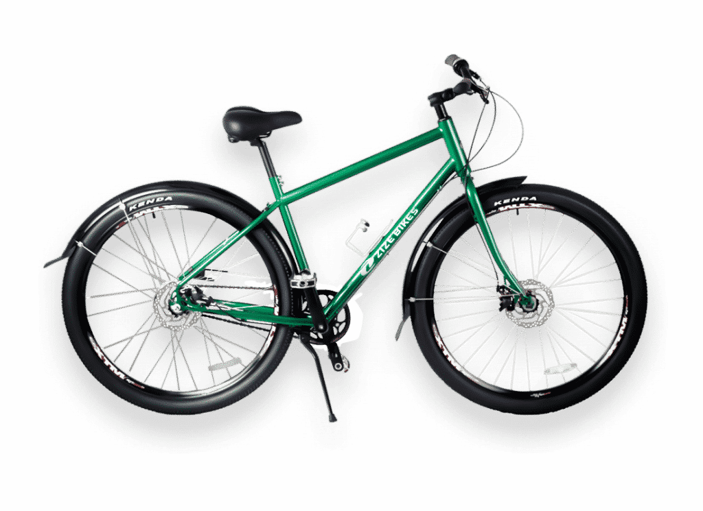 ZizeBikes - Spring with a 29er - 29erMax-green-right