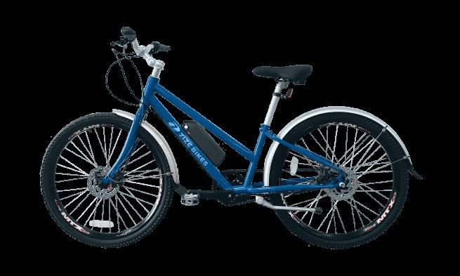 ZizeBikes - Time of Your Life 3.0 E-bike - TOYL-ebike-blue