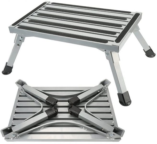 ZizeBikes - Trainer Package - Step Stool 4