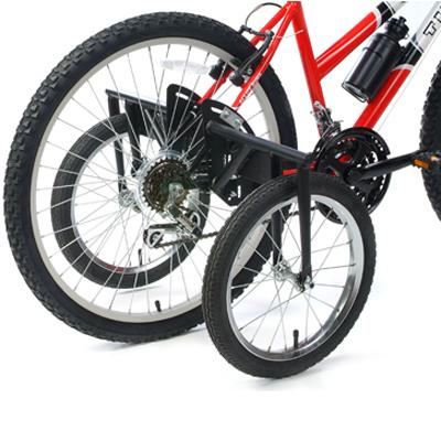 ZizeBikes - Adult Training Wheels - lg_bikeclose
