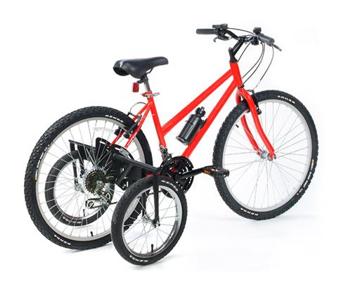 ZizeBikes - Adult Training Wheels - Adult Training Wheels