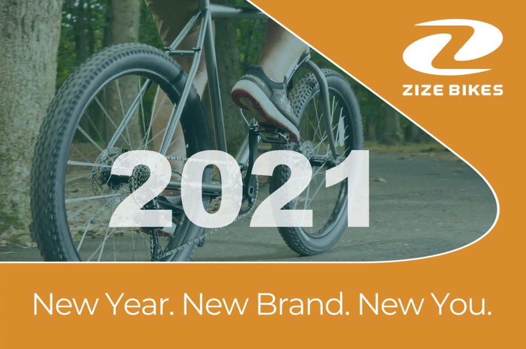 ZizeBikes - PRESS RELEASE: ZIZE Bikes Announces Brand Enhancements and New Buying Experience - new brand alt