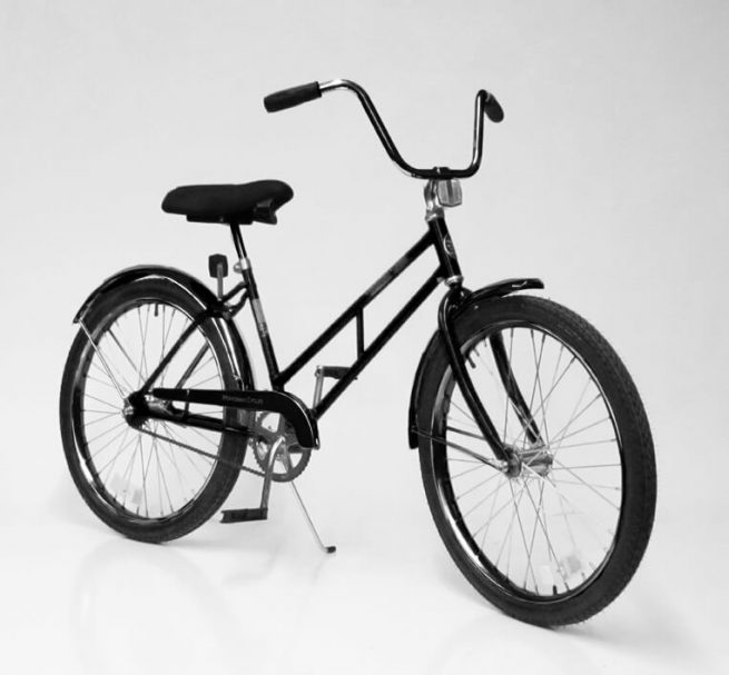 Supersized Newsgirl with High Rise Handlebars 1 bike